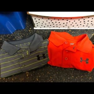 Under Armour Youth Polos
